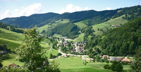 Motorradtour durchs Breisgau