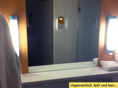 Leeres Hotelzimmer