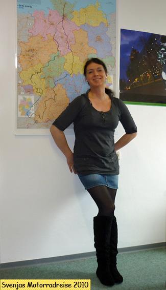 Svenja Svendura Sommerreise 2010