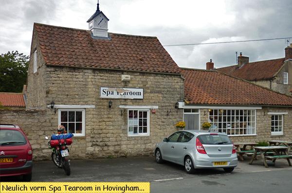 Hovingham Spa Tearoom