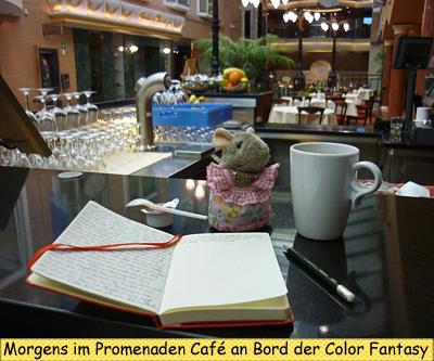 Color Fantasy Kiel Terminal