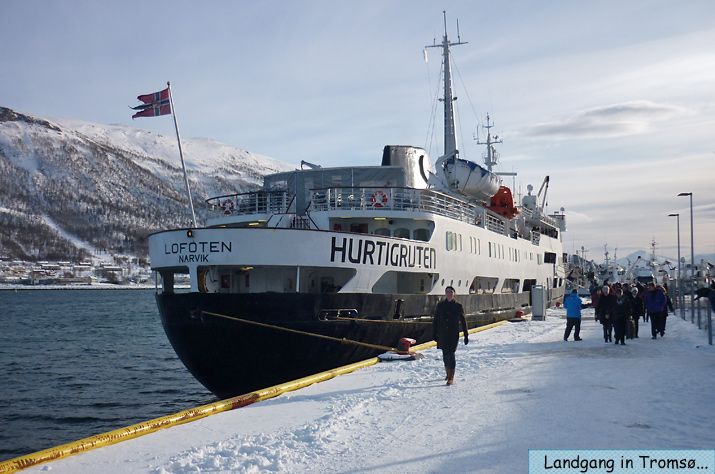 Hurtigruten Tromsø