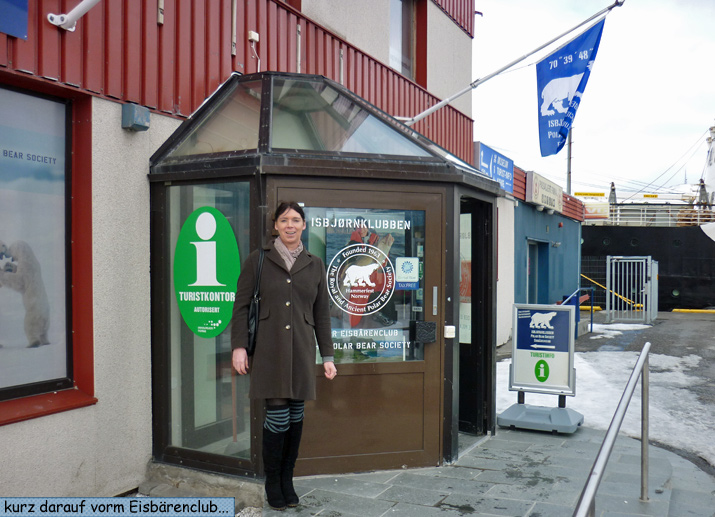 Svenja Eisbärenclub Hammerfest