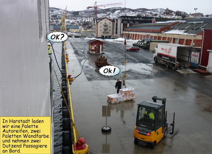 Hurtigruten Harstad